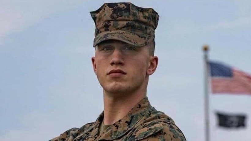 Body of missing Minnesota Marine found off coast of Okinawa