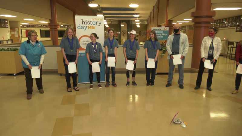 Five Duluth area student competing in National History Day competition