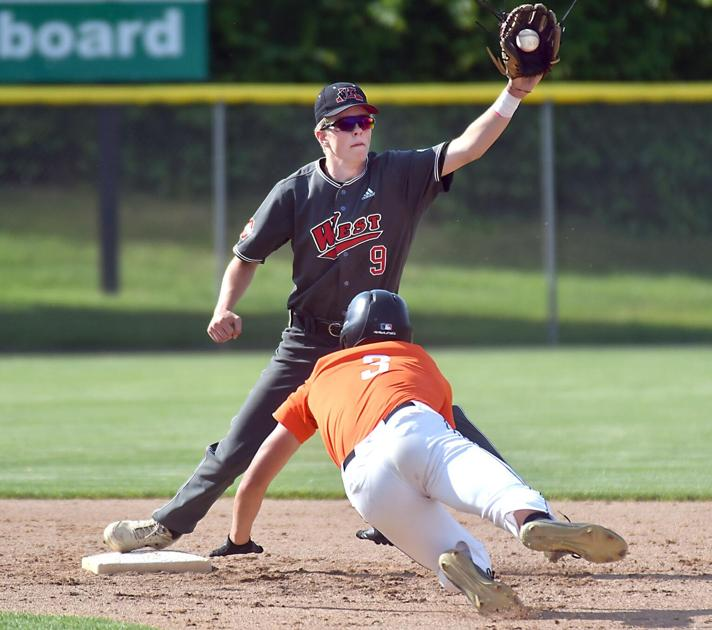 West can't find clutch hit in section loss to Marshall | Local Sports