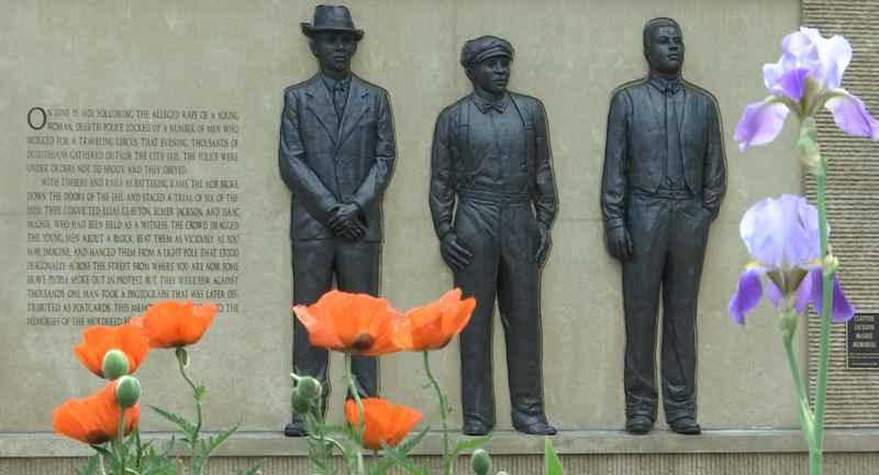 101 Years Later: Community remembers Elias Clayton, Elmer Jackson & Isaac McGhie