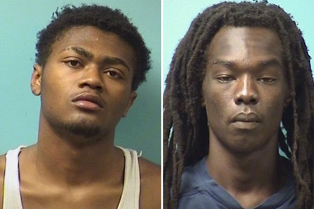 Two St. Cloud men charged with armed burglary and assault