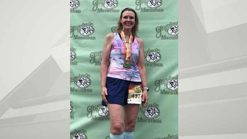 Northern Minnesota mom runs Grandma's Marathon in memory of her son