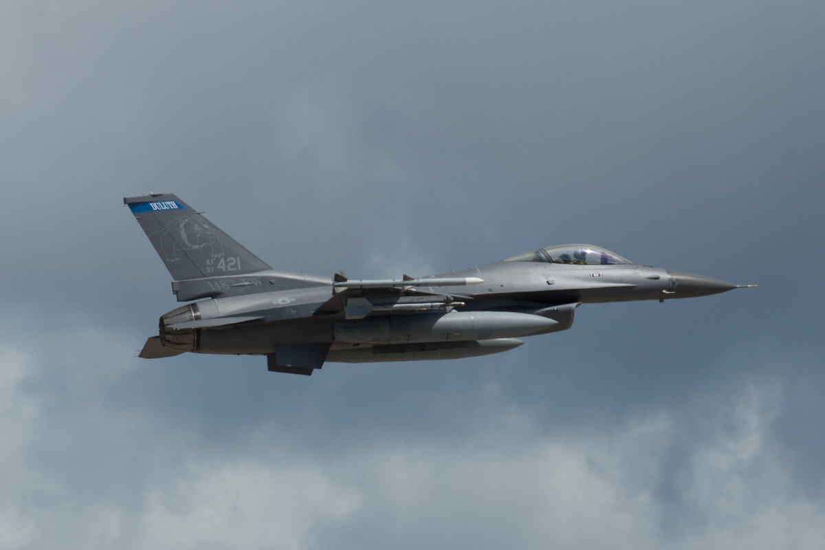 Air National Guard: Don't be alarmed if you hear fighter jets take off and land
