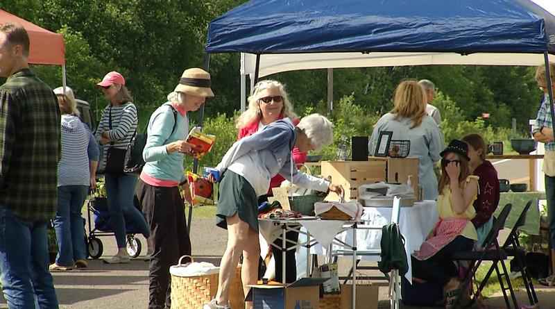 New farmers market in Duluth Township drawing large crowds